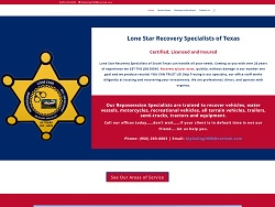 Lone Star Repo - Happy Customer