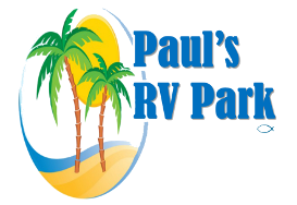 Paul's RV Park - Happy Customer