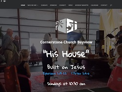 Cornerstone Church Bayview - Happy Customer