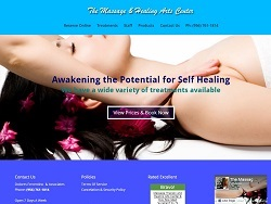 Massage and Healing Arts Center - Happy Customer